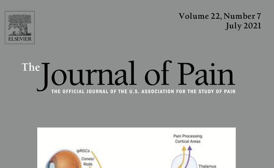journal of pain