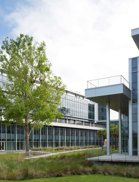 CTRB Building